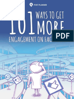101 Ways to Get More Engagement on Facebook
