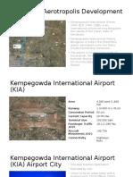 Bangalore Aerotropolis Development