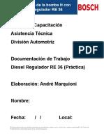 Ajuste de la Bomba H con Regulador RE 36 Pratica.ppt