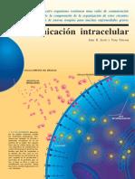 Comunicación Intracelular Ago 2000