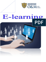 Resumen E-Learning Cap. VIII