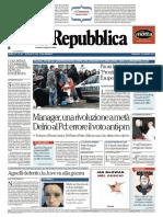 La Repubblica 19 Marzo 2017