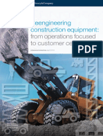 Reengineering Construction Equipment