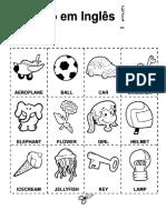 Alfabeto Em Figuras