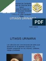 litiasisurinaria-120317085011-phpapp02