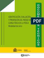 Identificacion y Prevencion Carga Fisica Cerco