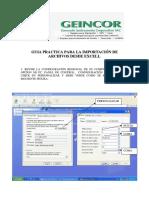 6.- Manejo de  Estacion Total Topcon importacion de archivos desde excel.pdf