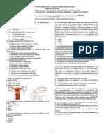 Guía Biología Octavo Primer Periodo