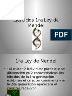 1raleydemendelejercicios-140207112351-phpapp01
