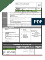 Plan y Prog de Evaluac 3o 5BLOQUE 16 17