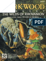 Mirkwood and the Wilds of Rhovanion
