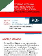 Unid 1 Tema 2 Atomo