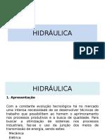 Introdução à Hidráulica