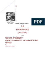 Essene Science of Fasting