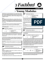 The Young Modulus