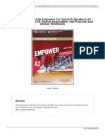 9788490369579 Cambridge English Empower for Spanish Speakers a 1