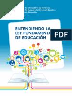 Entendiendo La Ley Fudamental de Educacion