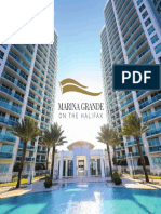 FLORIDA's Best Deal - 2016 Marina Grande Condo Brochure  for James - O. Kheir - RE/MAX (386) 527-8492
