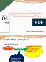 Materi 4 AKP Aspek Teknis