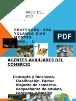 Registro Mercantil Auxiliares Del Comercio