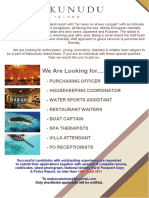 Career Opportunities at Makunudu Island_06042017
