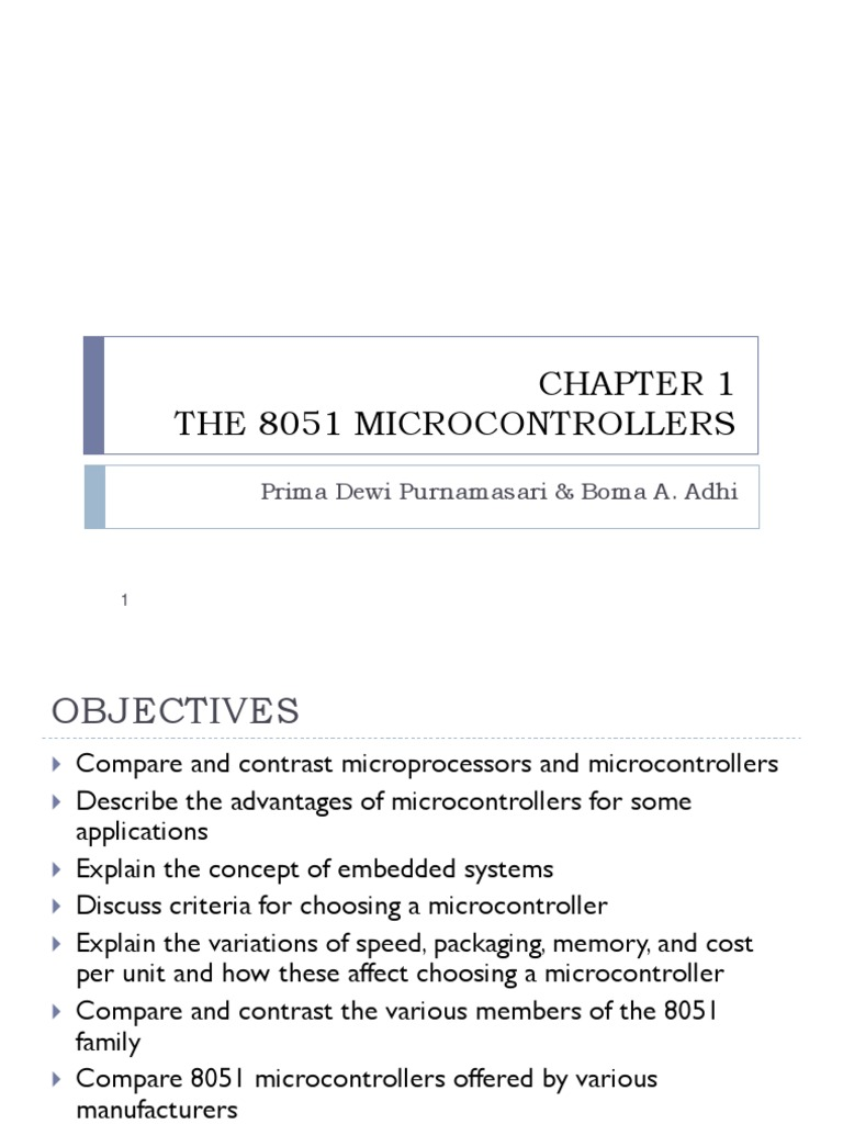 The 8051 Microcontrollers Microcontroller Microprocessor Black Box Using 8051block Diagram And Explanation Of Each Blocks