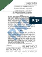 Sintesis Selulosa Asetat dari Limbah Batang Ubi Kayu