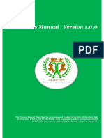 Process Manual SJKVY Main Phase_V 1.0.0