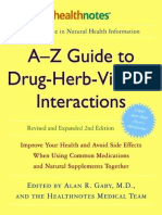DRUG HERB INTERACTIONS.pdf