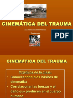 Cinematica Del Trauma