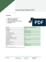 GRAY I2C T-compensated-Detector Datasheet v1-0