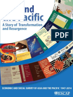Asia and the Pacific-A Story of Transformation and Resurgence