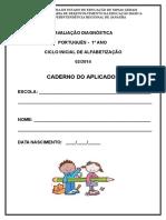 Caderno Do Aplicador Port 1 Ano 2014