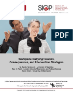 Workplace Bullying Final