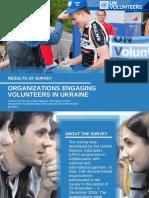 Organizations Engaging Volunteers in Ukraine