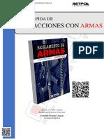 Infracciones Con Armas