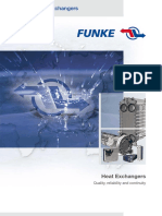 Funke Quality Heat Exchangers