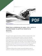 José Luís Neves - Metal Leve, Problemas Em Peso