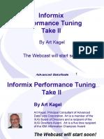 InformixPerformanceTuning-ArtKagel_TakeII