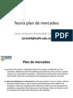 Teoría Del Plan de Mercadeo