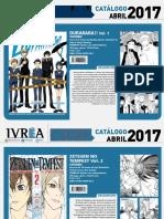 Proximas Novedades Ivrea - Abril 2017