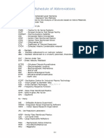 07_schedule of Abbreviations