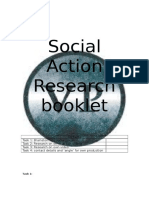 social action research booklet