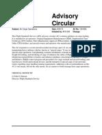 FAA Advisory Circular 120-85A