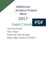 Additional Mathematics Project Work.docx