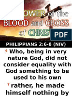 The Power of the Blood and the Cross of Christ Bishop 04.02.17