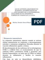 Fármacos Antiinflamatorios No Esteroideos, Antirreumáticos Modificadores De