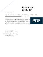 FAA Advisory Circular 20-172B