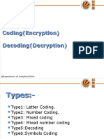 210 Coding Decoding
