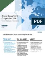 Roland Berger Trend Compendium Globalization 20141107